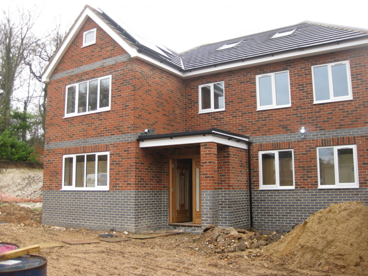 New Build Houses Harston